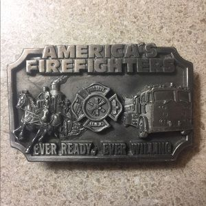 Other - Firefighter 👩🚒 belt buckle